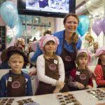 День рождения в стиле «Начинающий шоколатье»