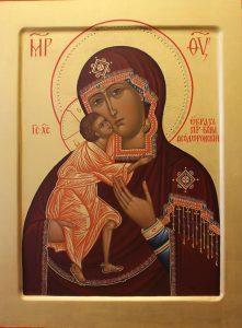 Богородица Феодоровская
