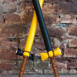 два меча рубило