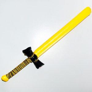меч рубило желтый