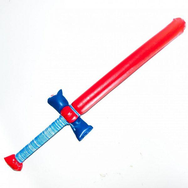меч рубило красный